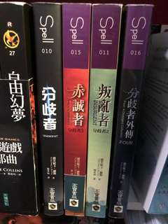 ALL Divergent series (Chinese version)
