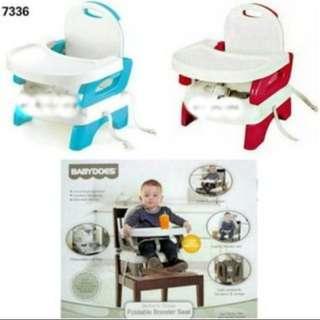 Kursi makan bayi dan balita