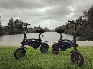 DYU Light E-Scooter / Electric Scooter / EBike