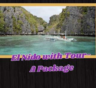 El Nido with Tour A Package