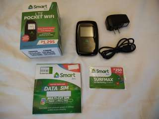 Smart Bro LTE Pocket WiFi