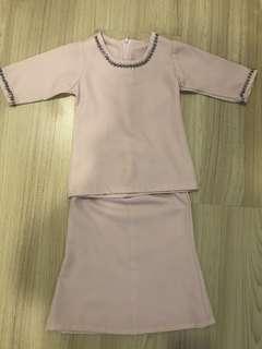 Baju Kurung Modern Baby