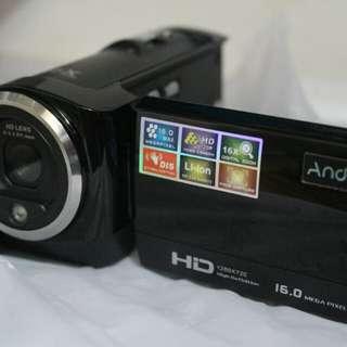 🚚 HD Digital videocam
