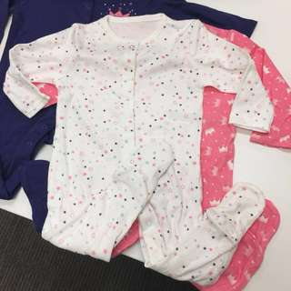 6-9m Baby body jumpsuits