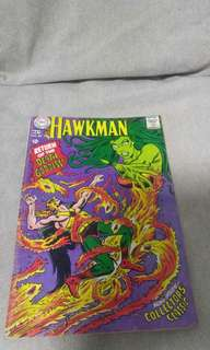 Vintage Silver Age DC Comics Hawkman