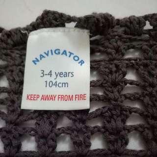 Navigator Crochet Jacket