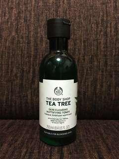 Tea Tree Toner (The Body Shop)