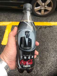 James Bond Coca-Cola