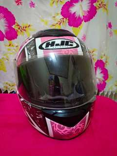 HJC helmet for swap