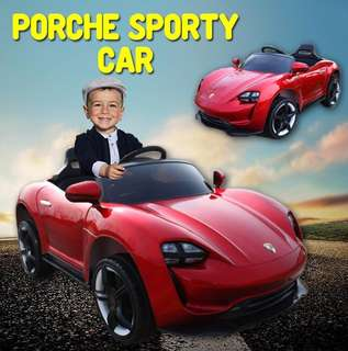 PORCHE SPORTY CAR