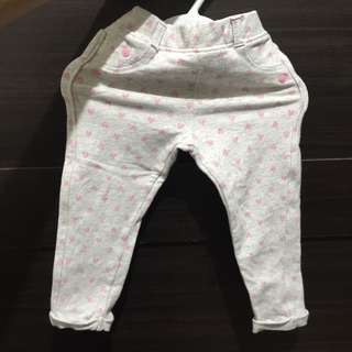 Mothercare pants for girls