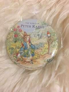 Peter Rabbit 扣針