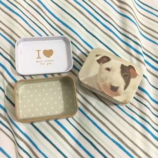 Box Mini Motif Dog