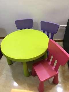 iKEA Kids 2x Chairs