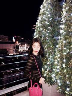 H&M Black Bodycon Dress