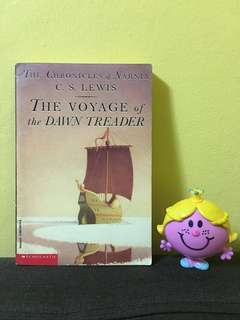The Chronicles of Narnia Book 5: The Voyage of the Dawn Treader