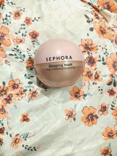 Sephora Pearl Sleeping Mask