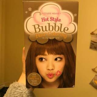 Etude House Bubble hairdye Natural Brown