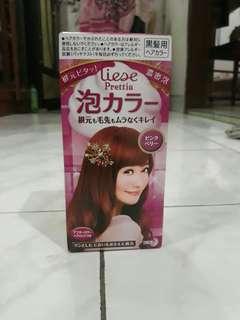 Liese Prettia Bubble Hair Color Cassis Berry