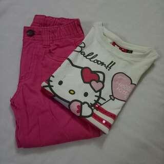 Tshirt & Pant Combo