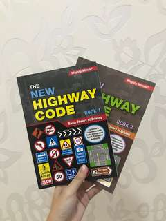 brand new driving btt & ftt books