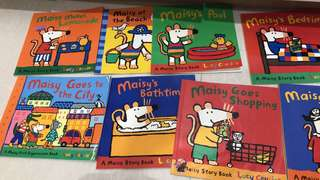 Maisy books very good condition 12 for $12