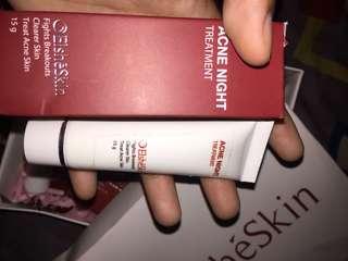 Elshe skin acne night cream
