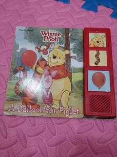 Children's sound book