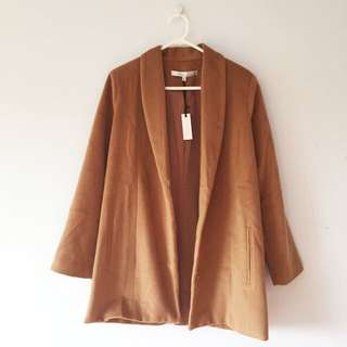 Lovers and Friends LA Tan Blazer/Coat