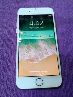 Iphone 7 32g with apple warranty