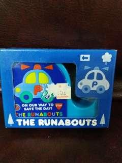 車仔The Runabouts  日本絕版1994膠紙座