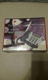 🚚 皮爾卡登有線电話