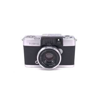 Olympus Pen-D Film Compact (Used) [SN:**2980]