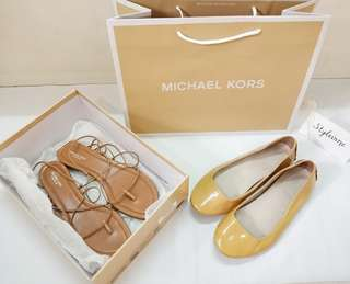 Michael Kors Flat Shoes Authentic Original