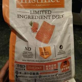 🚚 美國 原點 1.8公斤 鮭魚 單一蛋白 低敏 狗食 飼料
