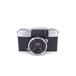 Olympus Pen-D Film Compact (Used) [SN: **2194]