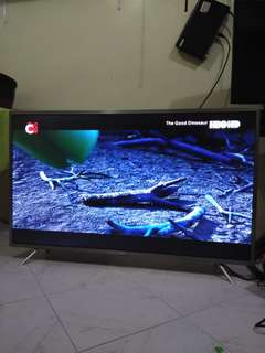 TCL SMART LED TV 43 INCHES ULTRA HD