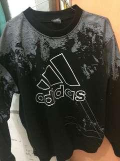 Sweater Motif Adidas