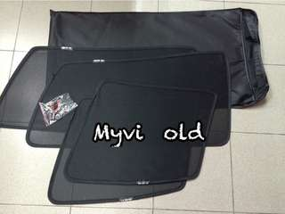 myvi old smart  shade