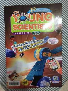 Young scientist may 2018