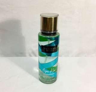 Aqua Kiss Unwrapped Victoria's Secret Fragrance Mist