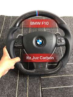 (Ready stock)BMW F10 Carbon Steering