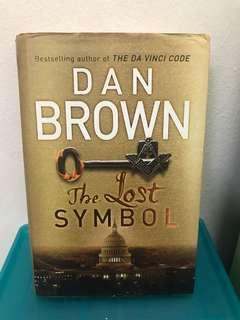 The Lost Symbol - Dan Brown (Hardback Cover)