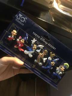 Micky Mouse Clip from Disney Land Tokyo