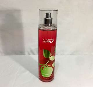 Country Apple Bath and Body Works Fragrance Mist