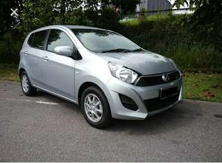 Axia for rental