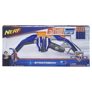 BNIB Nerf Stratobow