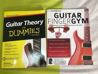 Guitar Guidebooks