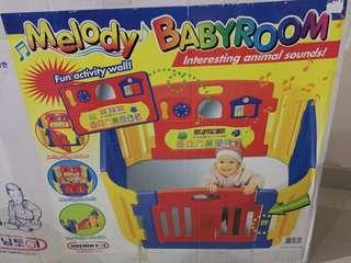 Melody babyroom - play pen