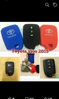 key  cover Toyota vios 2015